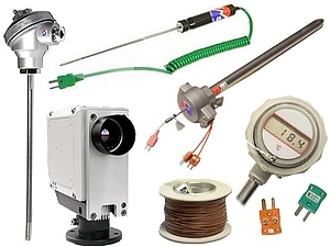 Temperature Sensors & Accessories