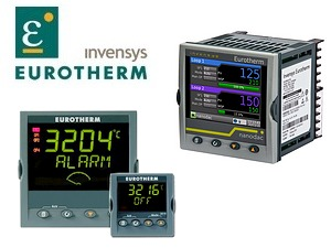 [ Eurotherm Temperature Recorders & Controllers ]