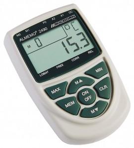 [ Almemo 2490 Hand-held Measurement Instruments ]