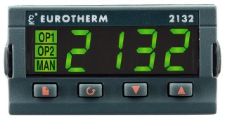 [ Eurotherm 2132 Temperature Controllers ]