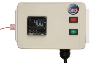 [ InstCube Over-Temperature Protection Alarm Unit ]