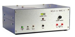 [ TMS Weld-A-Wire II Bench-top Thermocouple Welder ]