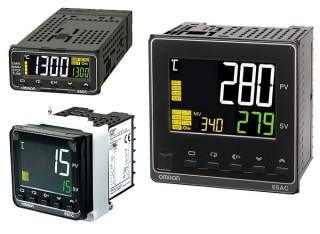 [ Omron E5GC, E5CC & E5AC Temperature Controllers ]