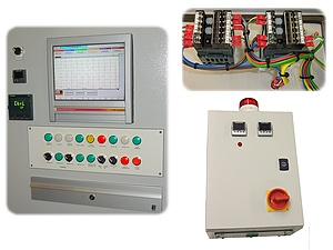 [ Bespoke Temperature Control Panels ]