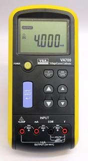 [ VA700 Volt/mA Process Calibrator ]