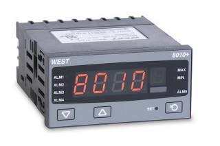 [ West 8010+ Process Indicators ]
