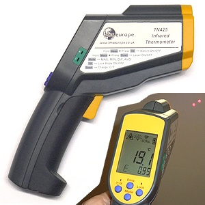 [ TN425 Hand-held Infrared Thermometer ]