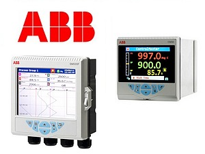 [ ABB Process Recorders & Controllers ]