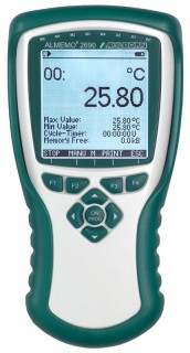 [ ALMEMO 2690-8 Hand-held Data Logger Instruments ]