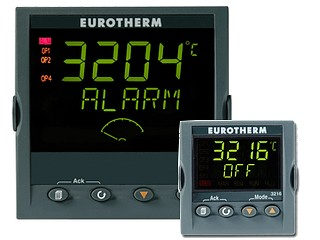 [ Eurotherm 3200 Series Temperature Controllers ]