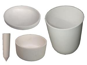 [ Ceramic Crucibles ]