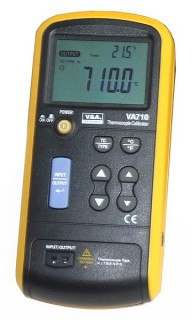 [ VA710 Thermocouple Calibrator ]