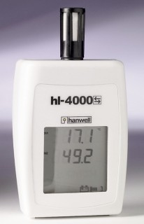 [ Hanwell HL4106 Temperature & Humidity Data Logger ]