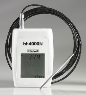 [ Hanwell HL4400 PT100 Temperature Data Loggers ]