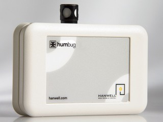 [ Hanwell HumBug Temperature & Humidity Datalogger ]