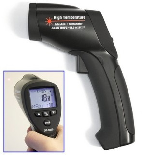 [ DT-8859 Hand-held Infrared Thermometers ]