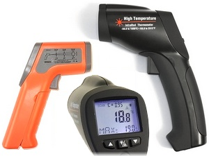 [ Hand-held Infrared Thermometers ]