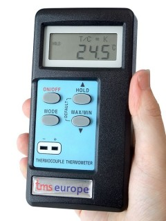 [ TC1 Thermocouple Thermometer - UKAS Calibrated ]
