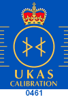 UKAS Logo Calibration 0461 Colour 200x260