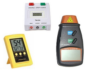 [ Other Measurement Instruments ]