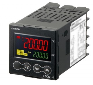[ Omron E5CN-H Advanced Process Controllers ]