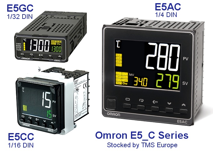 Omron E5_C Series Controllers