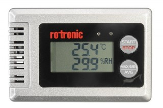 [ Rotronic HygroLog HL-1D Humidity Data Logger ]