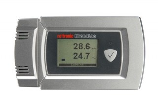 [ Rotronic HygroLog HL-20 Humidity Data Loggers ]