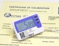 [ FridgiTherm - Incubator, Vaccine Fridge & Freezer Thermometer - UKAS Calibrated ]