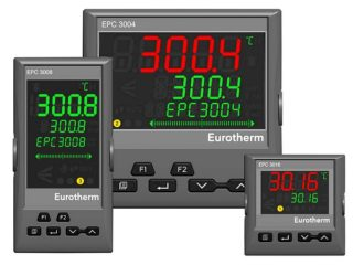 [ Eurotherm EPC3000 Series Programmable Controllers ]